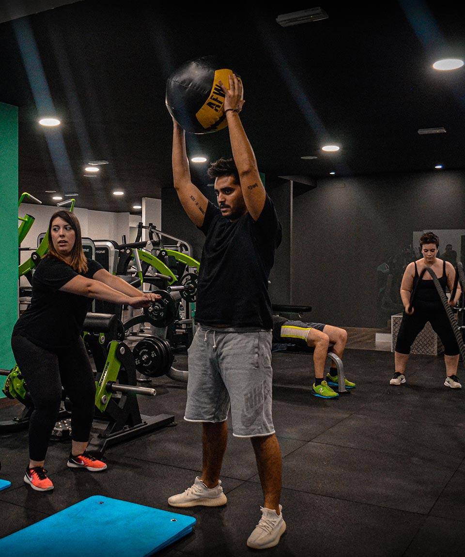 entrenamiento de alta intensidad agep