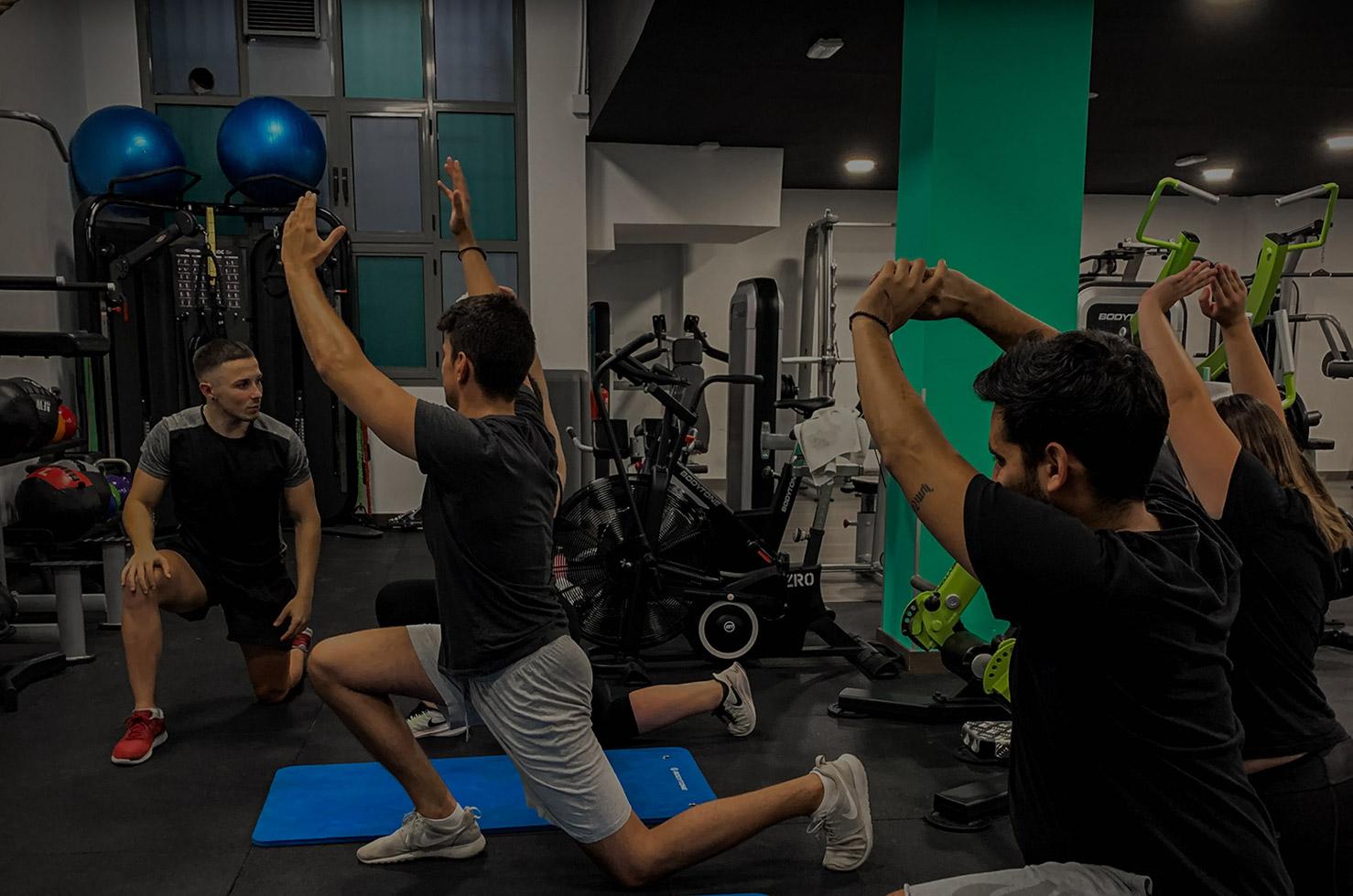 entrenamiento grupales de alta intensidad agep